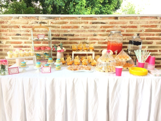 Workshop para emprendendoras- FoodStation