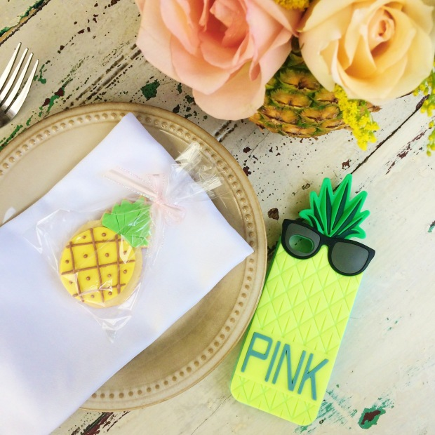 Pineapple Brunch- Table Decor 4